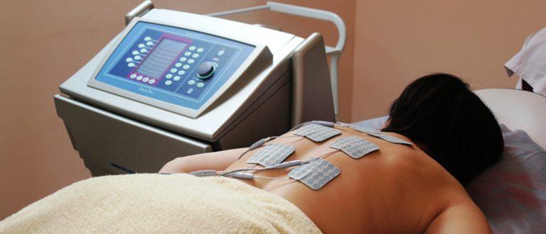 Виды физиопроцедур