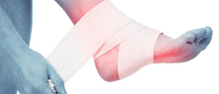 Артроз голеностопных суставов лечение магнитом